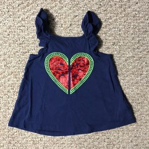 NWOT GAP girl's tank top sz 4t